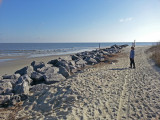 Judy - beach on the North Coast of Tybee Island