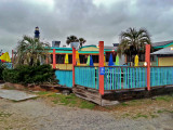 North Beach Bar & Grill - next to the beach on the North Coast of Tybee Island