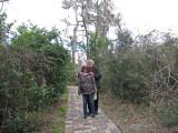 Judy and Richard at the Savannah National Wildlife Refuge