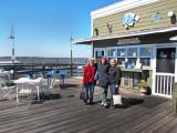 Left to right: Renee, Judy and Mary Louise - Jekyll Island, Georgia