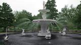 Forsyth Fountain in Forsyth Park - Savannah