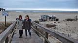Judy and Sharon - East Coast of Tybee Island
