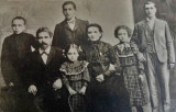 Grandpa Louis (mother's side) and his Russian family (1910)