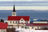 Kirkjan í Brekkuskógargöngu