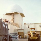 Search Radome and Loading Dock