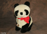 Vintage Panda bear 1970s