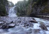 Cispus River and Walupt Creek Falls