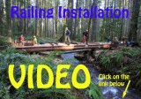Railing Installation Time Lapse