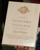 Trailhead Supply Award