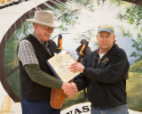 Lopper Award, Accepted by Tony Karniss for Sherri Wright