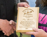 Cinch Award, Peg Greiwe