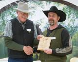 Cinch Award, Jason Ridon