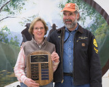 Chapter Pride on Display Award Traildusters Chapter