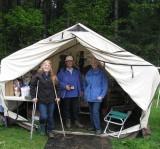 2 - Prize Tent - Sheri, Deb & Mashelle.JPG