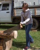 Crosscut Sawing