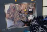 On the Trail 1st:  Lori Lennox-Grand Canyon
