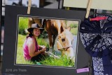 Camp Life 1st:  Patti Sander-Patti and Ranger Escure Ranch