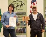 Trail Warrior Award Danny Stineback - Mount St Helens Chapter