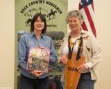 Lopper Award, Robin Faulk - Yakima Chapter