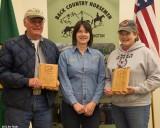 Cinch Award, Lori Lennox - Grays Harbor Chapter, Tom Mix - Peninsula Chapter