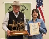 Lifetime Achievement Award Trygve Culp - Okanogan Valley Chapter