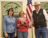 President Diamond Award, Cathy Nelson - Trail Duster Chapter