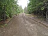 56 Road Graded