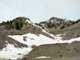 Up On Mt Lassen - Views