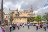 Seville Cathedral 2015