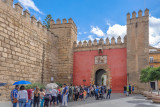 Alcázar of Seville 2015