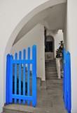 Cycladic blue.