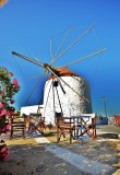 Windmill in Koufonisia.
