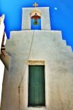 Monastery in Chora, Amorgos.