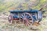 Abandoned Wagon HDR