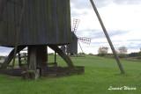 Old Windmills - Sweden