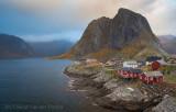 Reine; Norway; Lofoten