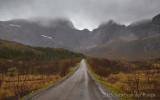 Nusjfjord; Norway; Lofoten