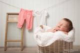 Olivia... jour de lessive!