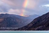 Midnight rainbow !