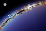 The world upside down !