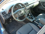 Audi A4 B6 interior...