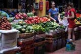 Indoor Market (Hanoi - Vietnam)