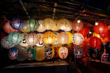 Lanterns in Chinatown
