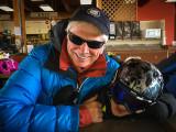 Skiing with Grandpa