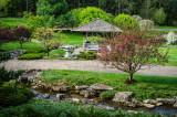 The Japanese Garden, at the Devonian Gardens