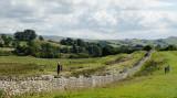 Hadrian's Wall near Birdoswald