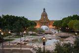 The Alberta Legislature Grounds