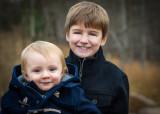 My Grandsons, Christmas 2015