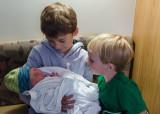 My Three Grandsons