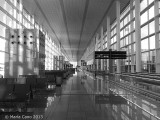 Aeropuerto de El Prat. Barcelona. Abril 2013